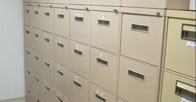 Archiv Dateiablage und Dokumentenablage