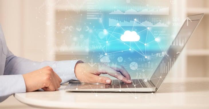 Mischformen wie die Hybrid Cloud und die Multicloud erfreuen sich in KMU immer grösserer Beliebtheit.