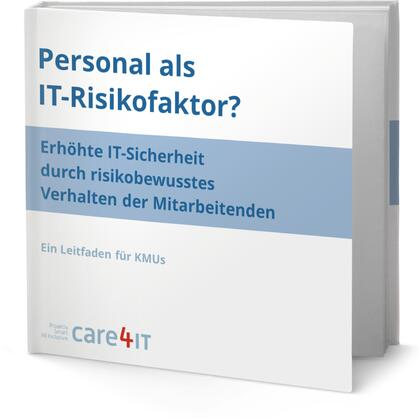 Personal als IT-Risikofaktor   IT-Sicherheit   Managed IT Services   Zürich