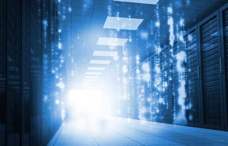 Managed Backup und Online Backup für KMU: Datacenter