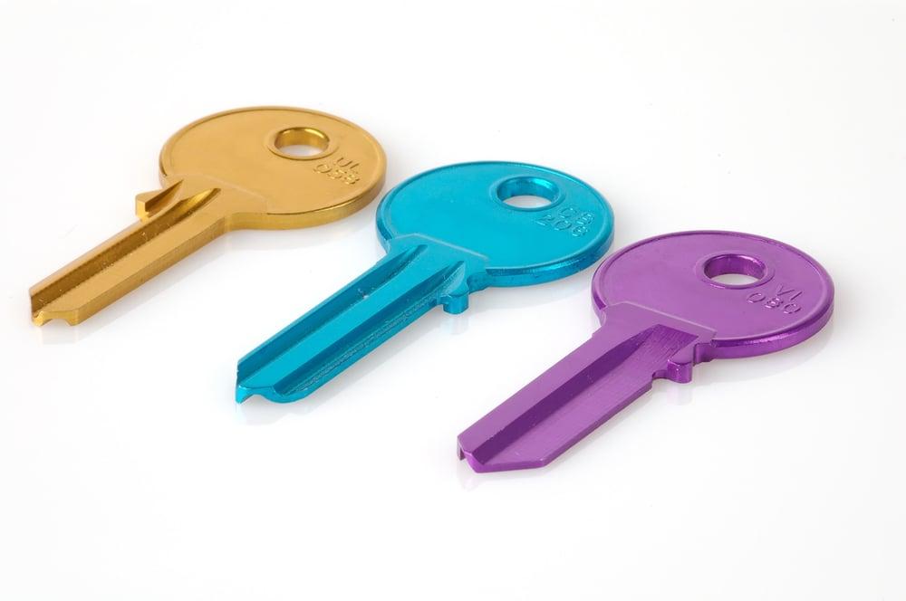 Erweiterte Zugriffsrechte und Priviledged Account: Schlüsselsymbol
